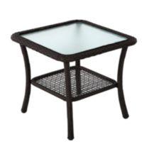 Mainstays Wicker Side Table
