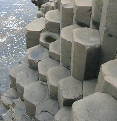 10 Amazing Columnar Basalt Formations- Incredible Manifestation of Nature's Fury