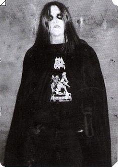 Count Grishnackh of Burzum Black Metal, Black Art, Chaos Lord, Dark Art Drawings, Heavy Metal Music, Thrash Metal, Crazy People, Metalhead, Death Metal