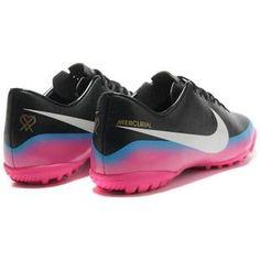 2c2411450a34 Sale Nike Mercurial Vapor VIII TF Cristiano Ronaldo IV Soccer Shoes Black  White Pink Nike Tennis