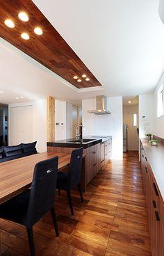 平屋新築住宅の建築実例・間取り 注文住宅のアルネットホーム
