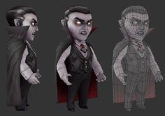 Dracula by DuncanFraser on deviantART