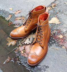 Allen Edmonds Dalton (habe diese Schätzchen vor 10 Tagen bekommen, unglaubliche schöne Schuhe)