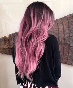 Image result for pink ombre hair
