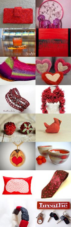Thinking of Valentine's Day by William Minchew on Etsy--Pinned with TreasuryPin.com