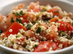 Colourful Mediterranean couscous – with or without a Thermomix - Powered by @ultimaterecipe