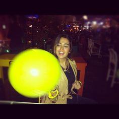 Sevgi Puskullu - My baloon #curcuna - @sevpus