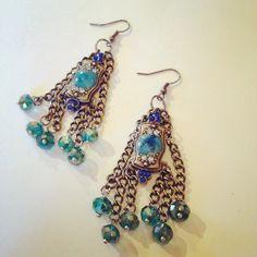 WobiSobi: DIY Earrings