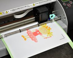 print and cut tutorial