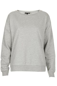 Must have: a basic gray sweatshirt.