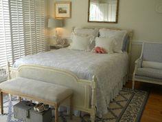 Чудесный интерьер спальни в шведском стиле