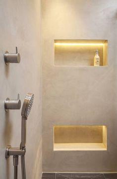 Fugenloses Bad Mit Beton Cirè: Modern Badezimmer Von Einwandfrei    Innovative Malerarbeiten OHG