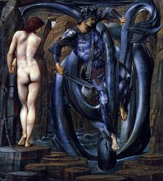 Sir Edward Coley Burne-Jones, was a British artist and designer closely associated with the later phase of the Pre-Raphaelite movement. Giorgio Vasari, Gabriel Rossetti, Southampton City, Southampton England, Edward Burne Jones, Pre Raphaelite Brotherhood, A Day In Life, Paul Gauguin, City Art