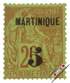 Stamp 1886 /Timbre-poste