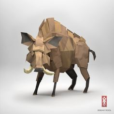 DIGITAL ORIGAMI ANIMALS