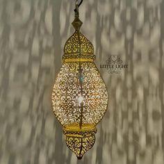 Modern Moroccan Moroccan Floor Lamp, Moroccan Pendant Light, Moroccan Lanterns, Starry Ceiling, Globe Ceiling Light, Ceiling Lights, Modern Moroccan, Moroccan Style, Lantern Pendant