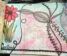 Art Journal page by Dale Anne Potter
