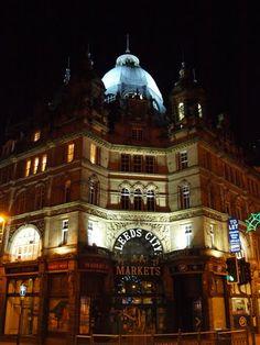 Leeds Market @ Night