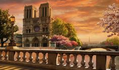 Gardens of Time | Notre Dame