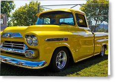 59 Chevy Apache - Recipes, tips and everything related to cooking for any level of chef. Classic Pickup Trucks, Chevy Pickup Trucks, Gm Trucks, Chevy Pickups, Chevrolet Trucks, Cool Trucks, Chevy 3100, Defender 90, Land Rover Defender