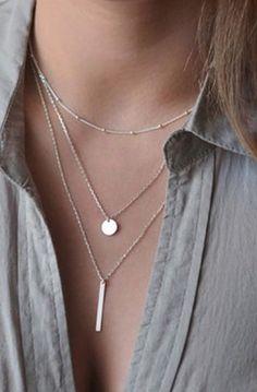 Triple Necklace #2