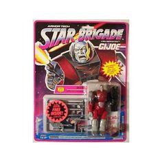 GI Joe Star Brigade 3.75 inch Destro - Cobra-Tech Commander Action Figure | ToyZoo.com