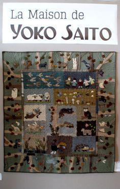 La maison de Yoko Saito