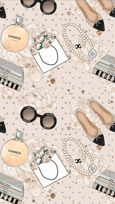 60 Ideas Wall Paper Girly Princesses Breakfast For 2019 Chanel Wallpapers, Makeup Wallpapers, Cute Wallpapers, Screen Wallpaper, Wallpaper Backgrounds, Wallpaper Wa, Mode Poster, Whatsapp Wallpaper, Fashion Background