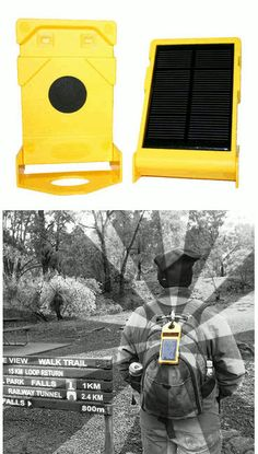 WakaWaka Light Durable Solar-Powered Lamp.  Perfect for camping, emergencies, or disaster prep, this solar-powered lamp provides up to sixteen hours of light on an 8-hour charge. The WakaWaka performs up to 200% better than any other solar lamp on the planet, and is designed to last in rigorous conditions for up to seven years. Every Purchase Helps Light the World!  Every purchase of the WakaWaka provides for a 50% discount for two families living literally in the dark.