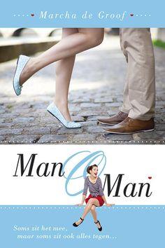 Een jonge vrouw, die sinds kort weer vrijgezel is, ontmoet een man die wel heel geheimzinnig doet over zijn verleden. Met als decor Maastricht en een hoofdpersonage zonder glitter en glamourleven is Man o Man allesbehalve een standaard chicklit binnen het genre.