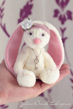 Lovely Bunny   found at http://vk.com/photo-55074332_322582790
