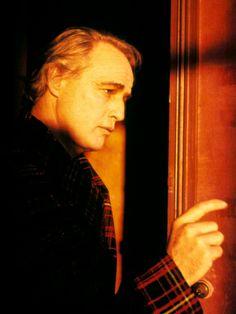 Marlon Brando in Last Tango in Paris.
