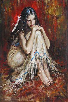 Artist Andrew Atroshenko