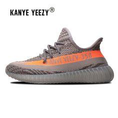 d0fe8bfadff5c Kanye Yeezy men women sneakers outdoor autumn running shoes boys girls  Ultra-light sports shoes