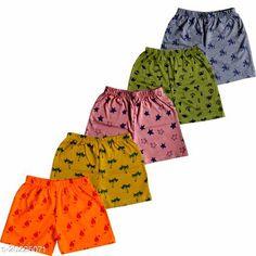 Shorts & Capris BRIM HUGS & CUDDLES Cotton Shorts for Boys,Trouser for Kids Fabric: Cotton Multipack: 5 Sizes:  3-4 Years,1-2 Years,2-3 Years,6-7 Years,5-6 Years,4-5 Years Sizes Available: 2-3 Years, 3-4 Years, 4-5 Years, 5-6 Years, 6-7 Years, 12-18 Months, 1-2 Years   Catalog Rating: ★3.9 (1030)  Catalog Name: Tinkle Funky Kids Boys Shorts CatalogID_4207439 C59-SC1175 Code: 733-20225071-498