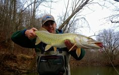 """D&H: """"Local"""" Musky Fly Fishing"""