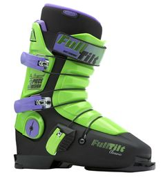 The Full Tilt Classic Ski Boot offers the snug, engaged-fit needed across the board. From Olympians to recreationists alike, the Full Tilt Classic covers all the bases. With our design, these are very easy to get into ski boots. Freeride Ski, Ski Racing, Ski Equipment, Mens Skis, Alpine Skiing, Vintage Ski, Ski Boots, Girls Characters, Cool Backpacks