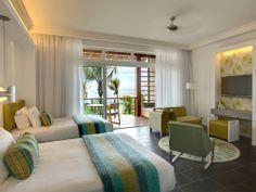 hotel room in Long Beach, Mauritius