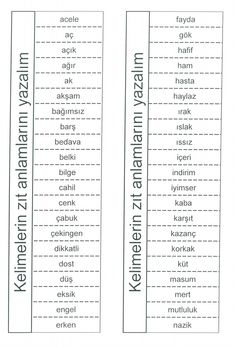 This Pin was discovered by Sem Turkish Lessons, Learn Turkish, Turkish Language, Mathematics, Sheet Music, Preschool, Teacher, Learning, Diy Ideas