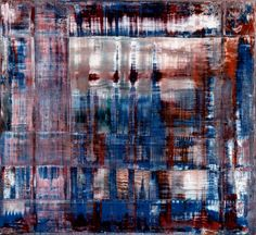 Gerhard Richter » Art » Paintings » Abstracts » Abstract Painting » 802-1