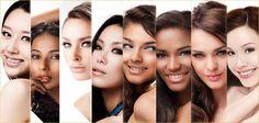 Beauty Queens around the world
