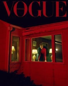 Vogue Portugal September 2017 Toni Garrn photographed by An Le | fashion editorial fashion photography