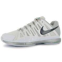 Men's Nike Zoom Vapor 9 Tour Tennis Shoes £74.99 #Wimbledondeals http://www.racketcentre.com/nike-zoom-vapor-9-tour-mens-tennis-shoes-145126