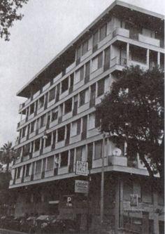 GIOVANNI MICHELUCCI - Edificio residenziale - Via De Gapari 21, Genova - 1948-1950