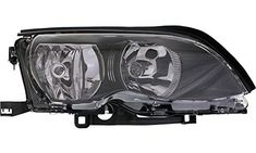 Fits 02-05 VW Beetle Turbo S Left Driver Side Halogen Headlight Assembly
