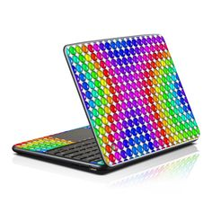 Rainbow Candy Samsung Series 5 550 Chromebook Skin - Covers ...