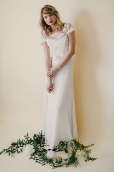 7d49f577bc4 Sharon Hoey - Lilly Dress and Anais Top Flora Bridal