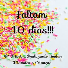 RACHEL MIELLE: 10 dias!!!