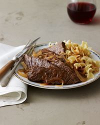 Slow Cooker Sweet-and-Sour Brisket Recipe on Food & Wine