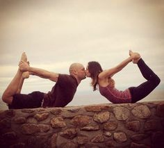 Partner Yoga Might Be The Best Valentines' Gift for Your Love – Almanac of the Spirit